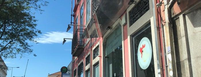 Nova Real Confeitaria is one of Porto, Portugal.