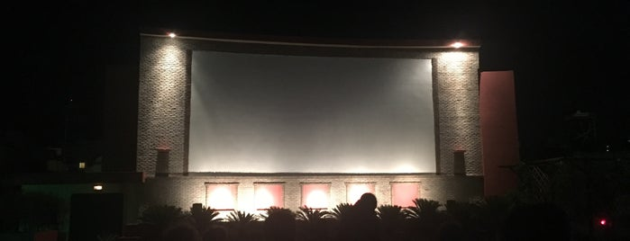 Θερινό Cinema Αρκαδία is one of Kyriaki 님이 좋아한 장소.