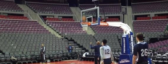 The Palace of Auburn Hills is one of All Things Sporting Venues....