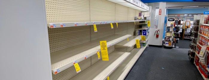 CVS pharmacy is one of Orte, die Dawn gefallen.