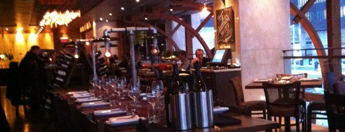 Reds Wine Tavern is one of Toronto Restaurants & Nightlife.