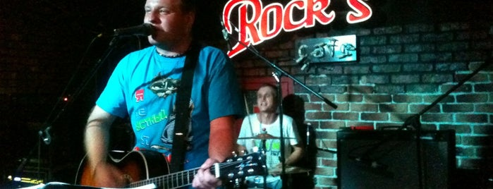 Rock's Cafe is one of Вадим : понравившиеся места.