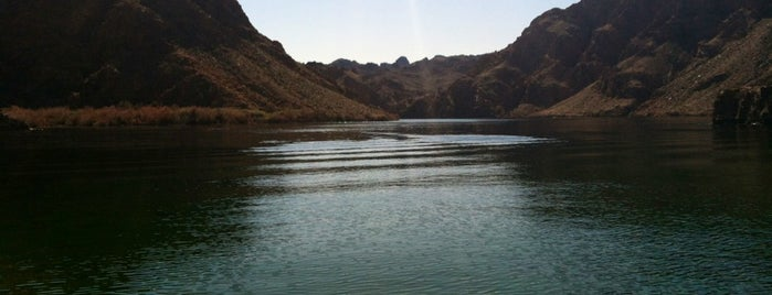 Colorado River is one of Orte, die Cristina gefallen.