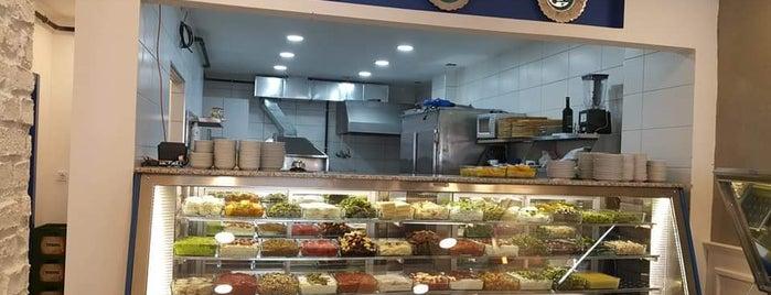 Şayka Cafe Restaurant is one of Hande'nin Beğendiği Mekanlar.