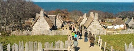 Plimoth Plantation is one of 75 Geeky Places to Take Your Kids.