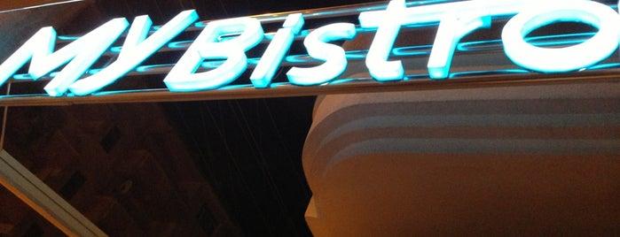 My Bistro is one of Posti che sono piaciuti a Seval.