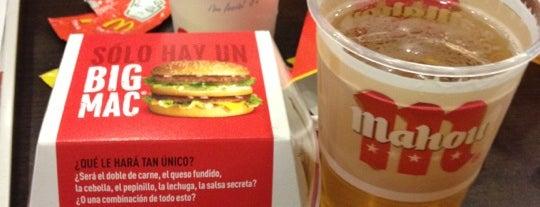 McDonald's is one of Posti che sono piaciuti a Dmitrii.