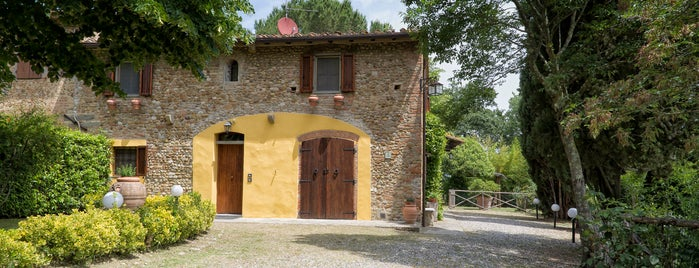 Podere Casanova is one of 4sq Specials in Tuscany.