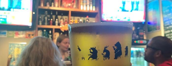 BeerGeek is one of Taipei.