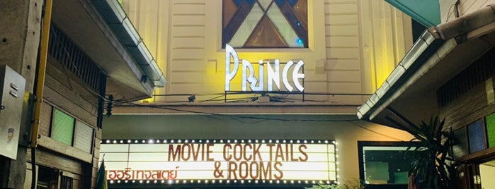 Prince Theatre Heritage Stay is one of Nightlife.