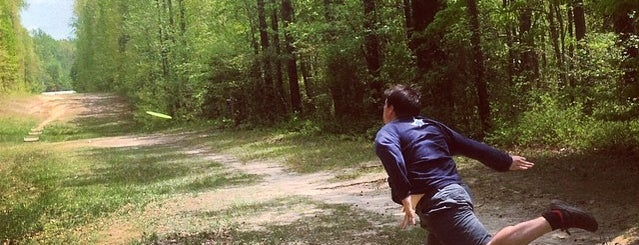 Dorey Park Disc Golf Course is one of Want To Go.