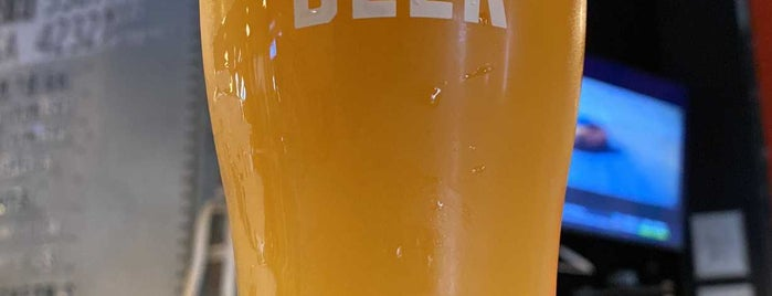 Attaboy Beer is one of Rachel : понравившиеся места.