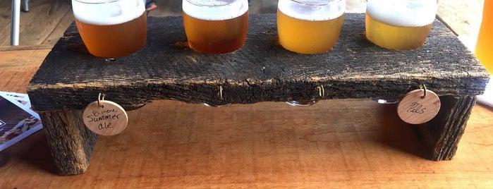 Wheatland Spring Farm + Brewery is one of สถานที่ที่ Amy ถูกใจ.