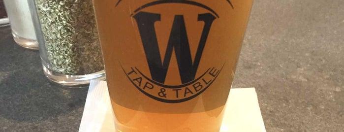 Walker's Tap & Table is one of Rachel'in Kaydettiği Mekanlar.