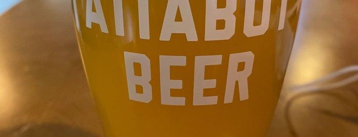 Attaboy Beer is one of Tempat yang Disukai Rachel.
