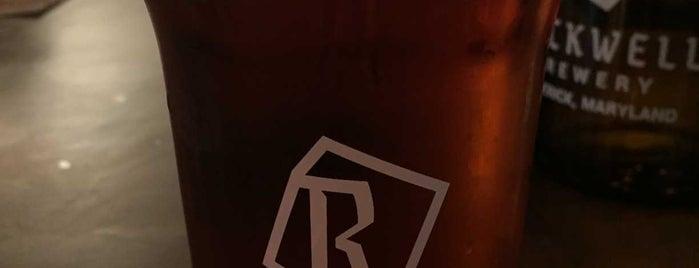 Rockwell Brewery is one of Orte, die Rachel gefallen.