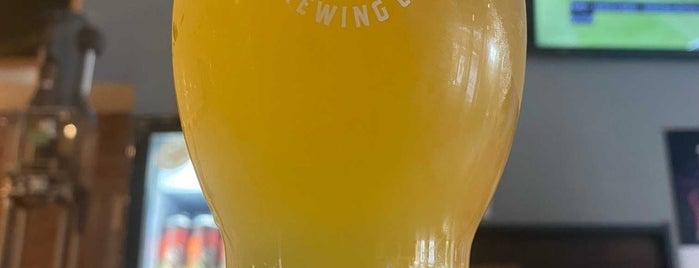 Olde Mother Brewing is one of Posti salvati di Rachel.