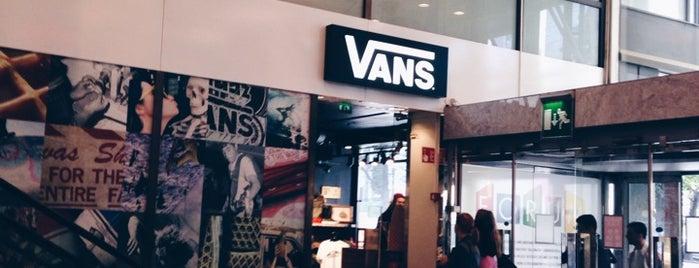 Vans is one of Helsinki, Finland.