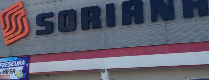 Soriana is one of Tempat yang Disukai Marco.
