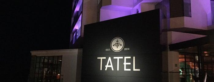 Tatel is one of Lieux sauvegardés par Carol.