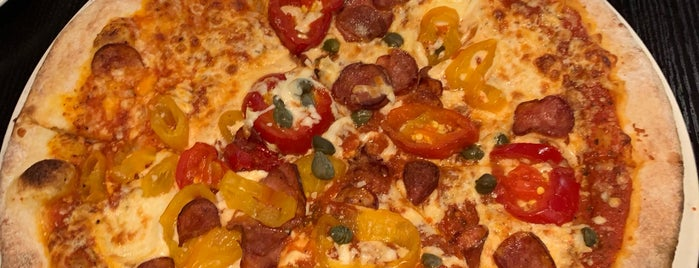 Oregano Pizza & Pasta is one of Places with Patio dining.