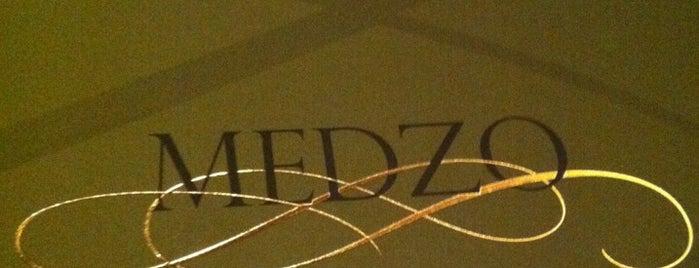 Medzo - Italian Restaurant is one of Food in Dubai, UAE.