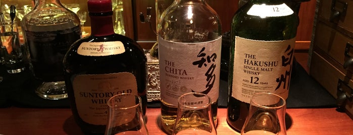 BUTLER Whisky is one of Albertさんのお気に入りスポット.