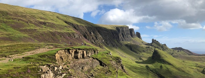 Quiraing View is one of Scotland.