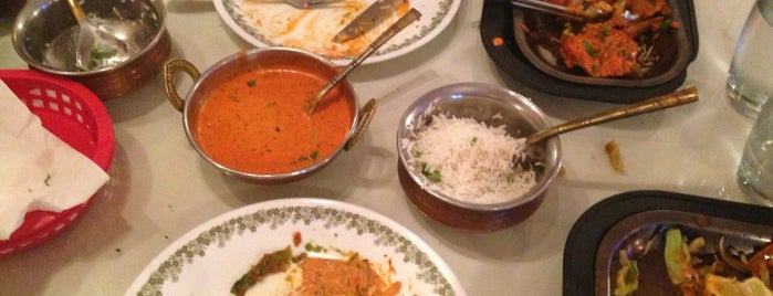 The Curry is one of Enrique'nin Beğendiği Mekanlar.