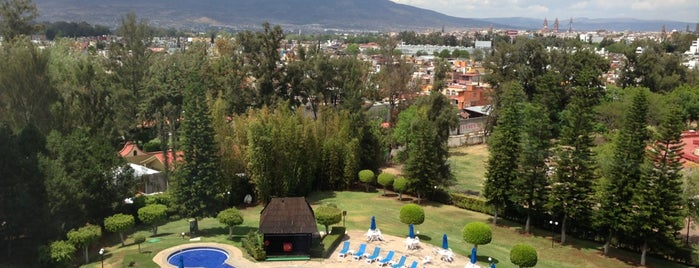 Best Western Plus Gran Hotel Morelia is one of Morelia.
