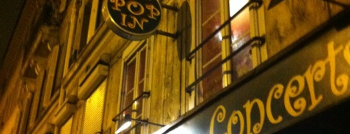 Pop In is one of LIVE MUSIC PARIS.