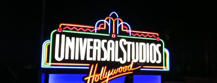 Universal Studios Hollywood is one of L.A. My Places.