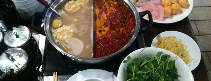 Hot Pot Garden is one of Love SF.