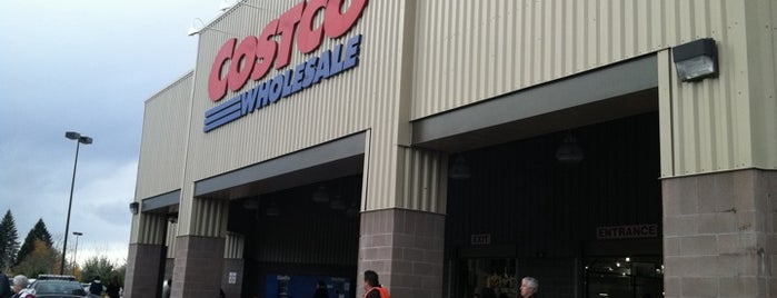 Costco is one of Capoeira 님이 좋아한 장소.