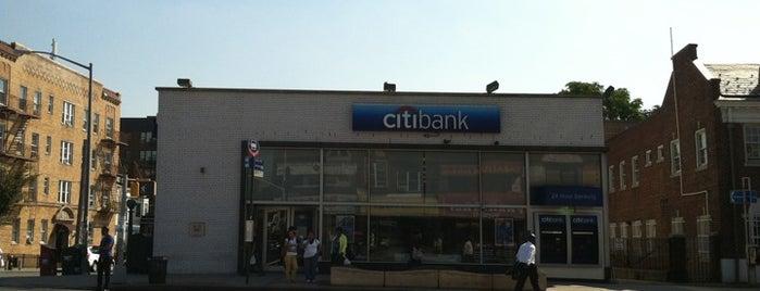Citibank is one of Carlos : понравившиеся места.