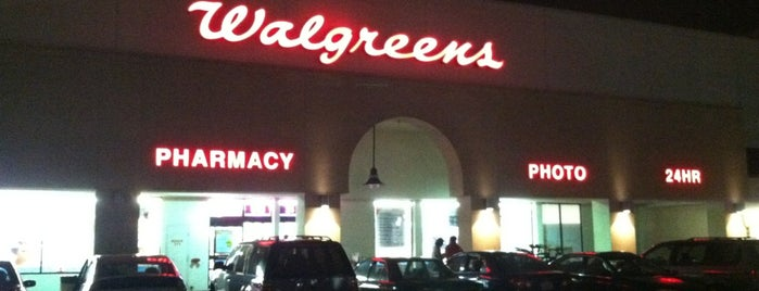 Walgreens is one of Lifestyle.