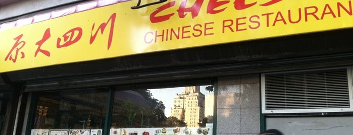 My favorites for Chinese Restaurants
