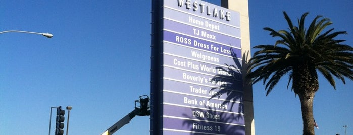 Westlake Shopping Center is one of Lugares favoritos de Lauren.