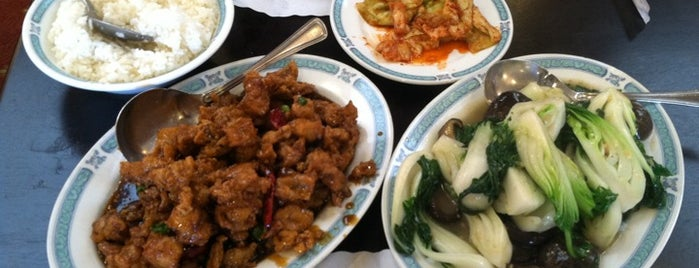 San Tung Chinese Restaurant 山東小館 is one of Foodie Finds.