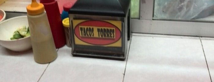 Taqueria Las Torres is one of Tampico.