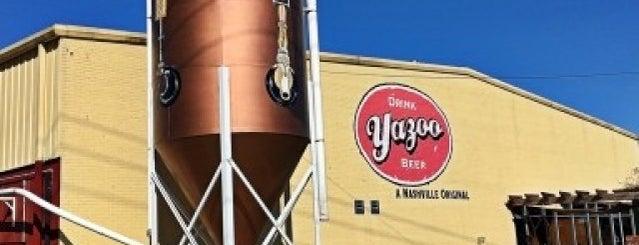 Yazoo Brewing Company is one of Best of Nash-vegas.