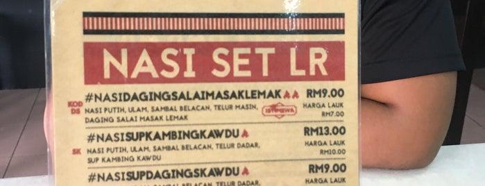 Lokal Resto is one of Posti salvati di Azaruddin Azral.