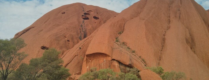 Uluru-Kata Tjuta National Park is one of Australia - Must do.