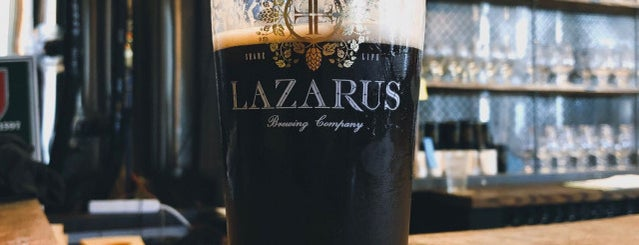 Lazarus Brewing Company is one of Food Guide for Visiting Friends.