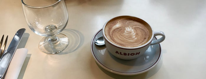 The Albion is one of London Favourites.