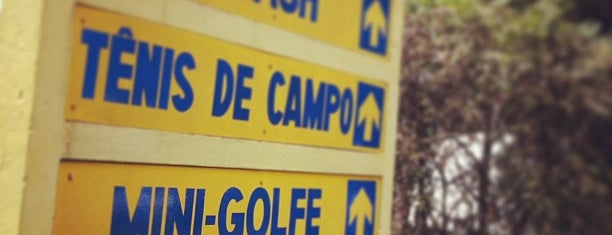 Santa Mônica Clube de Campo is one of Lugares Que já dei check in!!!.