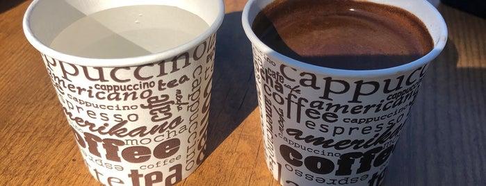 Coffee Gutta Fener is one of Posti che sono piaciuti a Altuğ.