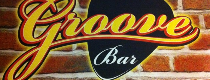 Groove Bar is one of BA.