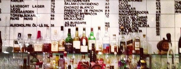 AG Restaurang & Bar is one of STHLM Food.