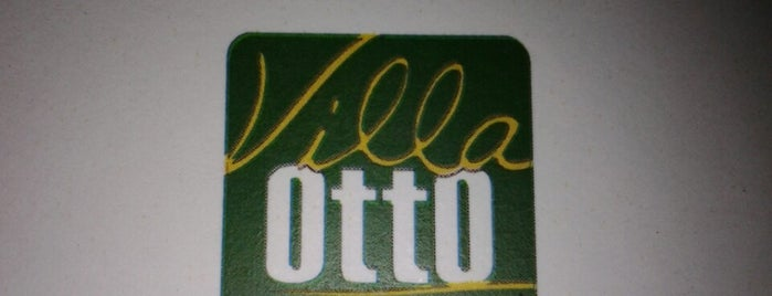 Villa Otto is one of Restaurantes.